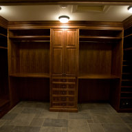 Design – Walk-in Closet