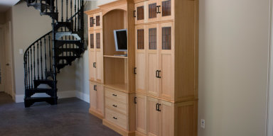 Design – Entertainment Cabinet